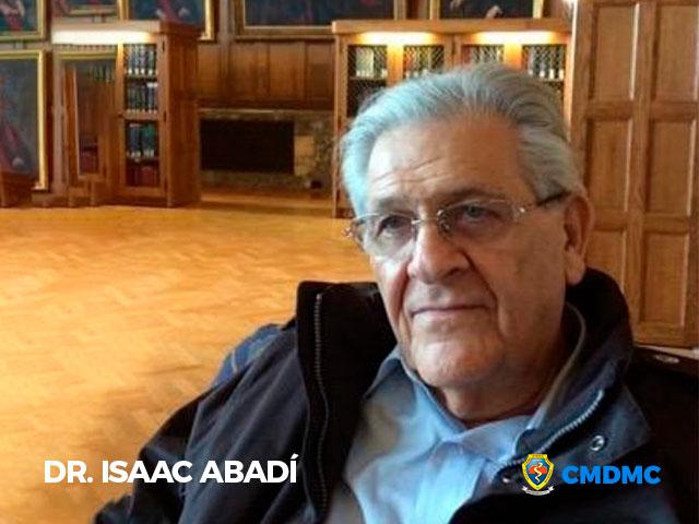 Dr Isaac Abadi